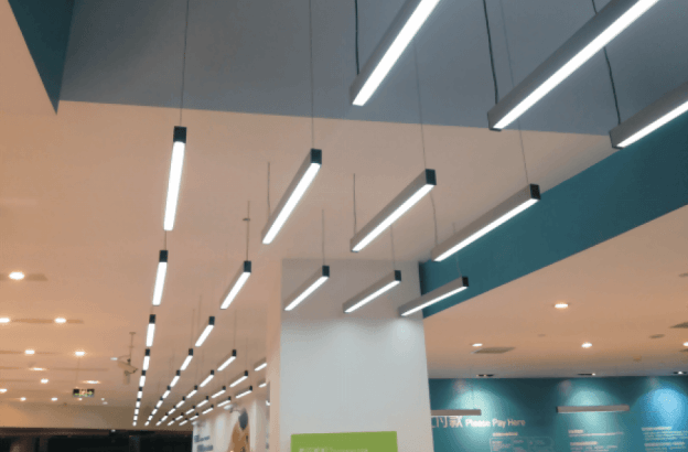 Linear LED lights